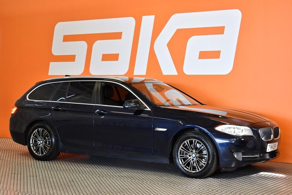BMW 520 | 316tkm | saka.fi | Kuva 1