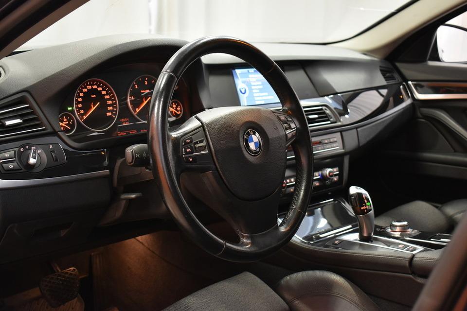 BMW 520 | 316tkm | saka.fi | Kuva 15
