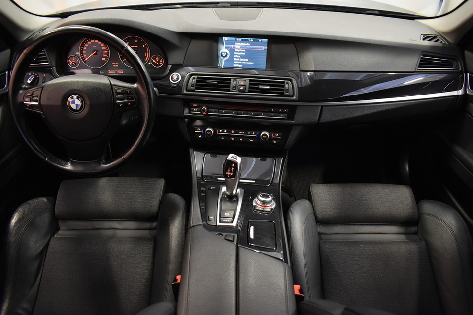 BMW 520 | 316tkm | saka.fi | Kuva 16