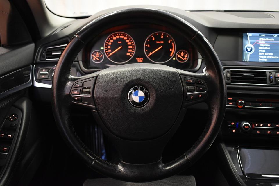 BMW 520 | 316tkm | saka.fi | Kuva 17