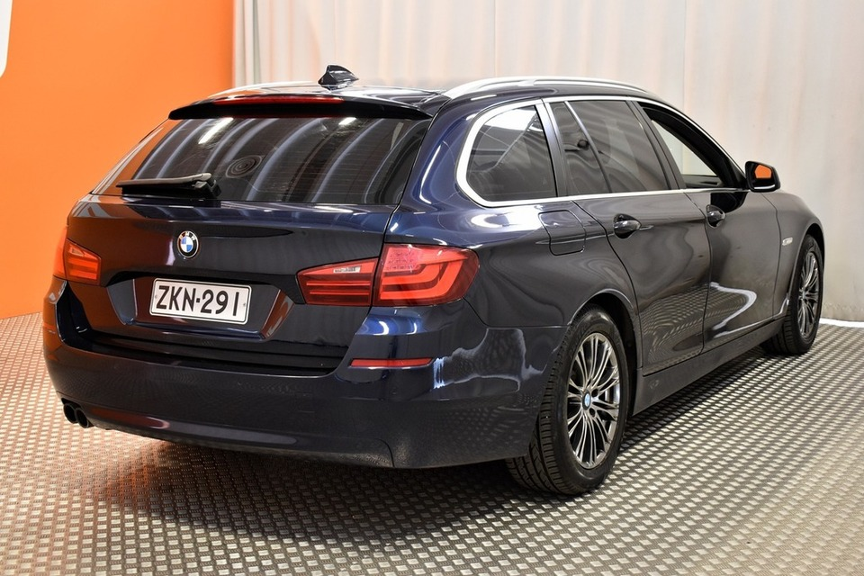 BMW 520   316tkm   saka.fi   Kuva 2