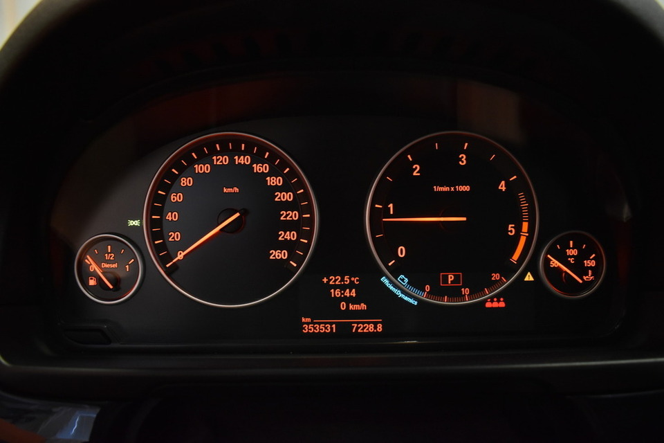 BMW 520 | 316tkm | saka.fi | Kuva 20