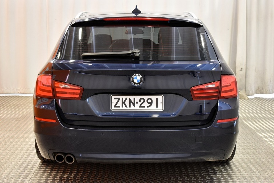 BMW 520 | 316tkm | saka.fi | Kuva 3