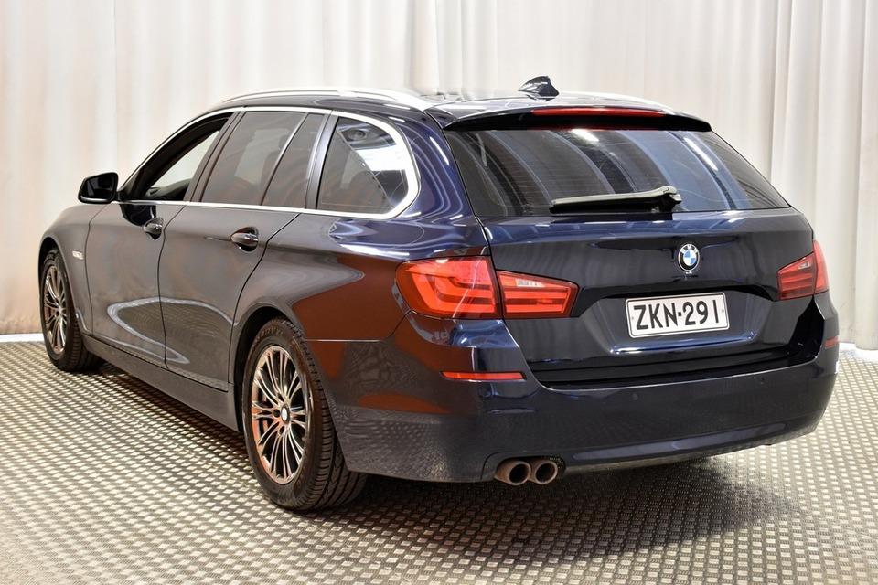 BMW 520   316tkm   saka.fi   Kuva 5