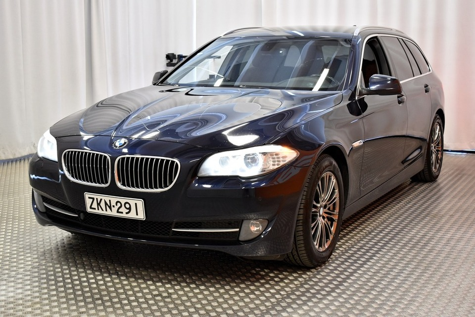 BMW 520 | 316tkm | saka.fi | Kuva 6