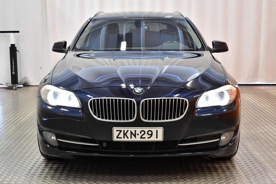 BMW 520 | 316tkm | saka.fi | Kuva 7