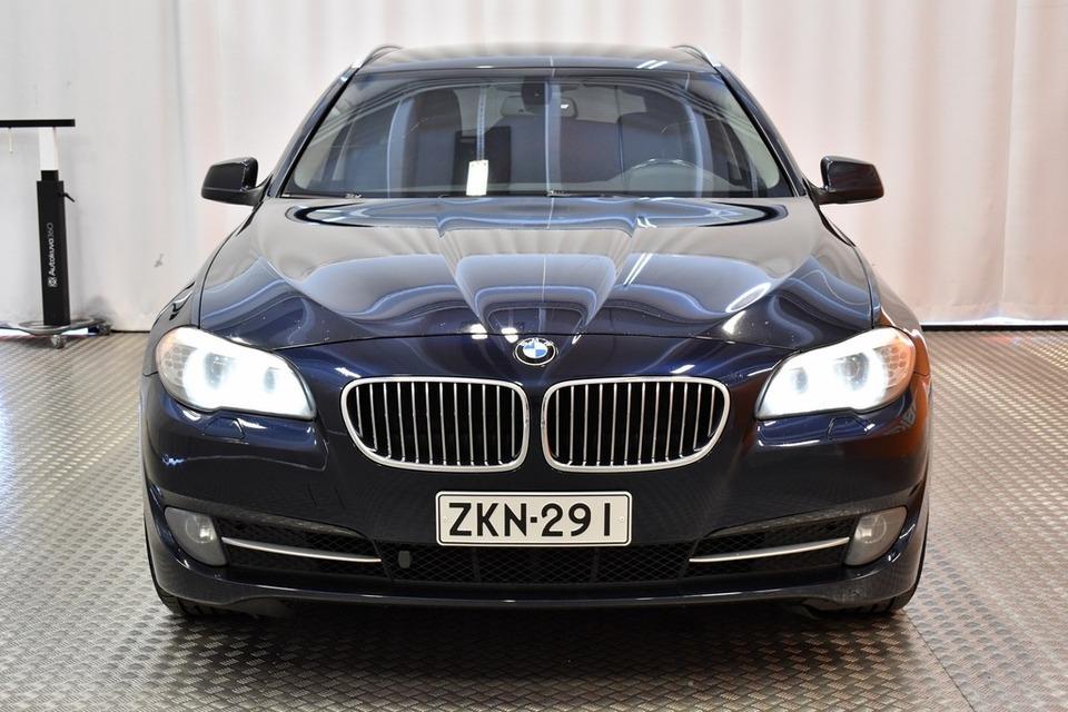 BMW 520   316tkm   saka.fi   Kuva 7