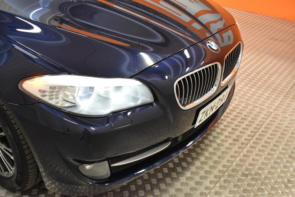 BMW 520 | 316tkm | saka.fi | Kuva 8