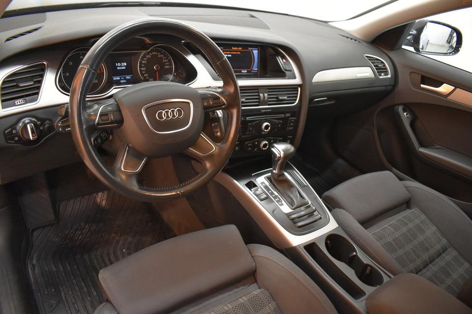 AUDI A4 | 154tkm | saka.fi | Kuva 15