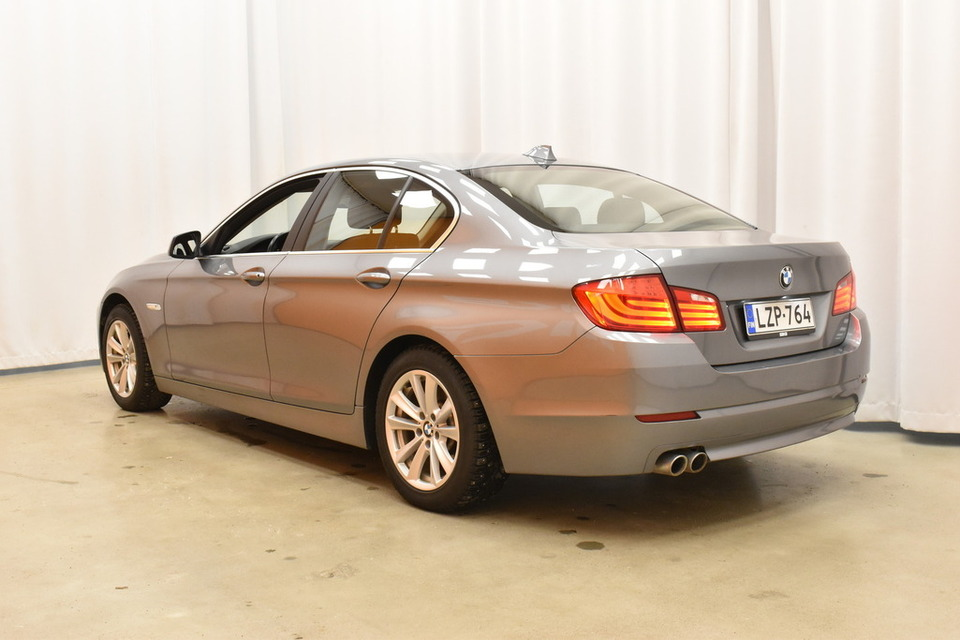 BMW 525   135tkm   saka.fi   Kuva 5